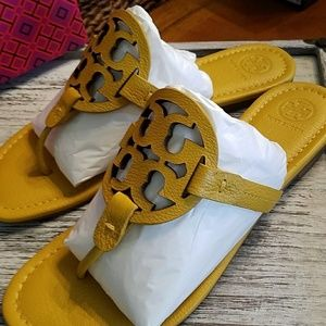 d07e02c3fe8e Tory Burch Shoes - BNIB TORY BURCH MILLER SANDAL